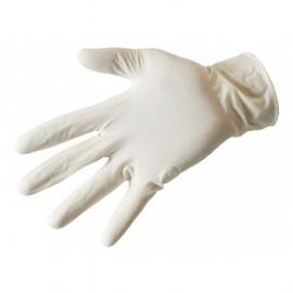 Jednorázové latexové rukavice velikost UNI - 1 pár