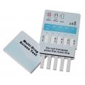 Test na 10 drog z moči (AMP, BZO, COC,PCP,THC,MTD, MET, MDMA, MOP, OPI) - 1 ks