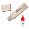 Drogový test Dipro ze slin, potu a pevných látek na 5 drog (AMP, BZO, COC, OPI, THC) - 1 ks