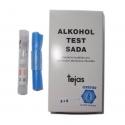 Alkoholový test z dechu - 5 ks v balení