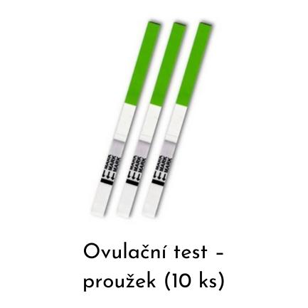 ovulační test proužek