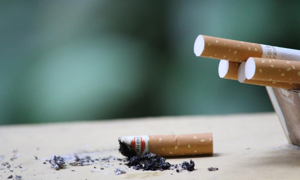 závislost na tabáku a cigaretách