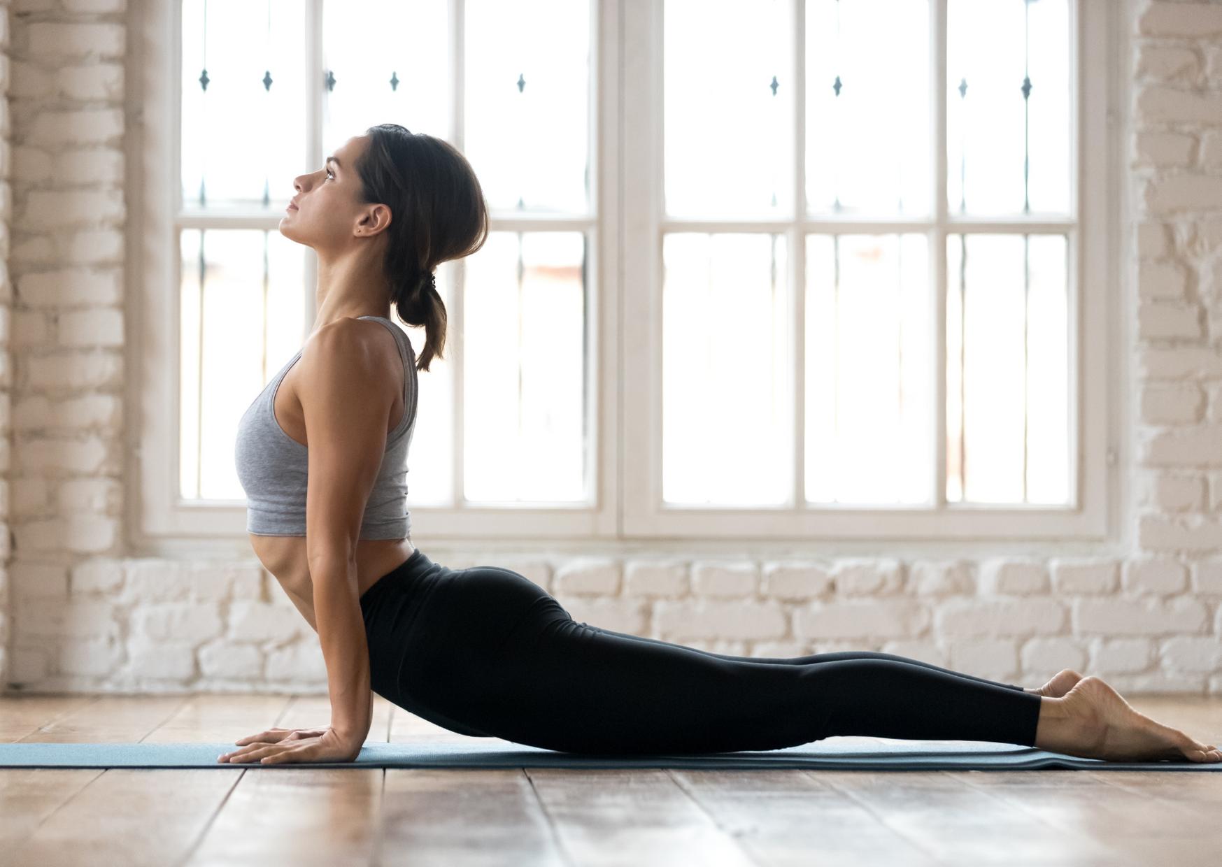 hormonální jóga pro otěhotnění